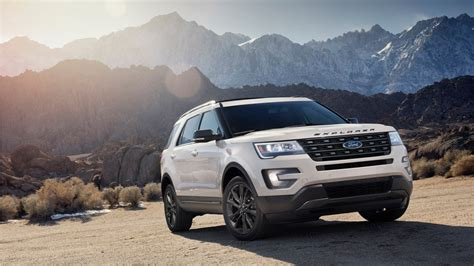 cars ford explorer 2017 ford explorer xlt appearance package wallpaper hd