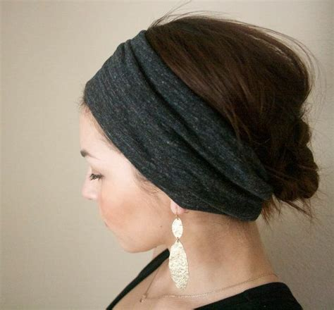 Thick Headband Hairstyles by Thick Headbands Hairstyles Hair
