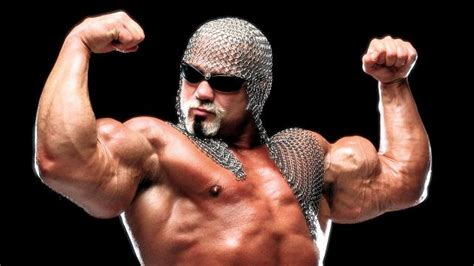 Roman Reigns Bench Press 411mania Scott Steiner Was Banned From The Wwe Hall Of
