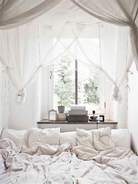 betthimmel im schlafzimmer ein hauch romantik f 252 rs - Schlafzimmer Mit Baldachin