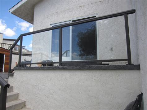 Tempered Glass Railing new tempered glass railing system patriot glass and mirror san diego ca