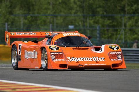 porsche jagermeister racecarsdirect com quot j 228 germeister quot porsche 962c brun