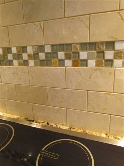 backsplash accent tile for the home pinterest