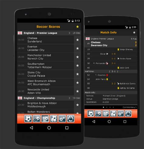 mobil livescore livescore app apk for android and blackberry 10