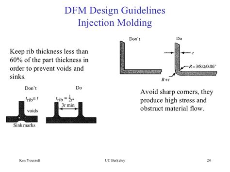 design guidelines for injection moulding design formanufacturingandassembly