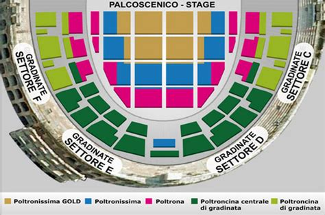 arena verona seating plan arena di verona opera concerti 2018 worldwide ticketing