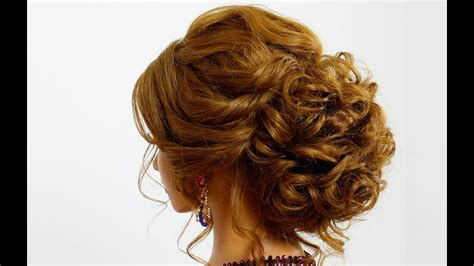 hairstyle for hair prom updo