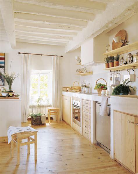 casas cocinas mueble muebles de cocina de colores las 9 cocinas de madera m 225 s c 225 lidas
