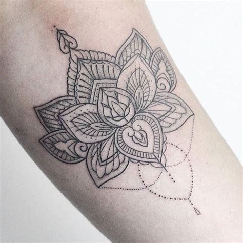 henna lotus tattoo henna lotus flower makedes