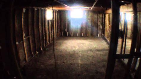 creepy basements the caulking edition