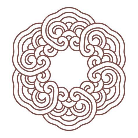 korea pattern ai 보이안스 한국전통 둥근 격자 문양 디자인 72컷 업데이트 boians korean traditional