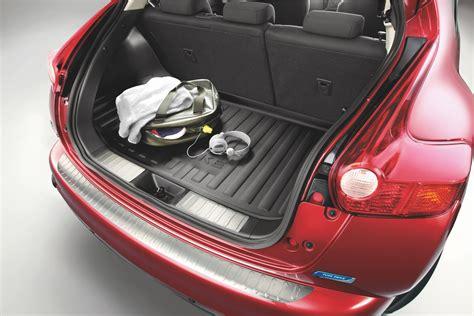 nissan juke interior trunk nissan genuine juke boot trunk entry guard load edge sill