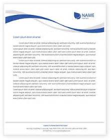 word letterhead template with logo 25 best ideas about letterhead template word on