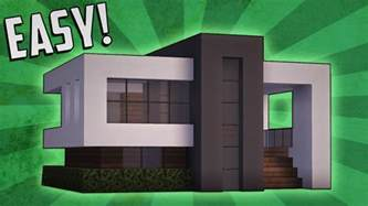 how to build a small modern house minecraft how to build a small modern house tutorial 14