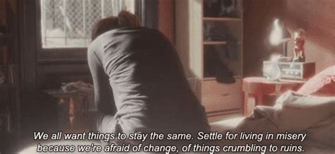 quotes film eat pray love we all want things to stay the same movie quotes