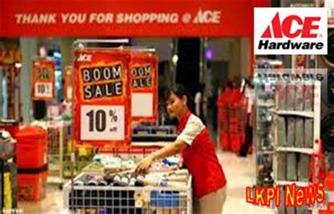 ace hardware indonesia lkpi news june 2013