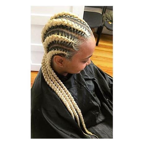 neat corn row style so neat done by nisaraye http community