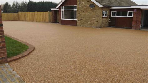 Resin Bound Gravel Driveway | new resin bound gravel driveway surface mid kent laid