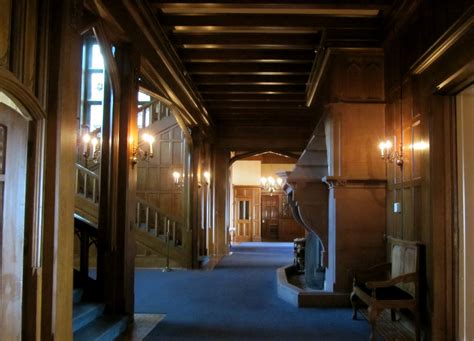 Interior Of Travelousness Hatley Castle