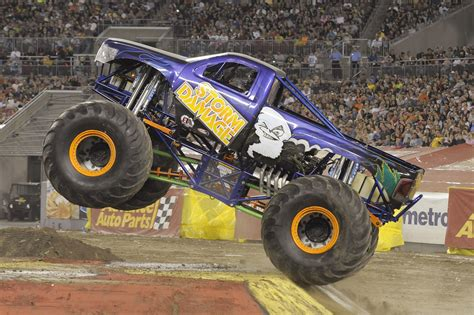 what time is the monster truck show show time is culmination of lots of hard work for monster