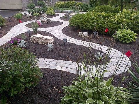 Backyard Ideas To Replace Grass 17 Best Images About No Grass Garden Ideas On