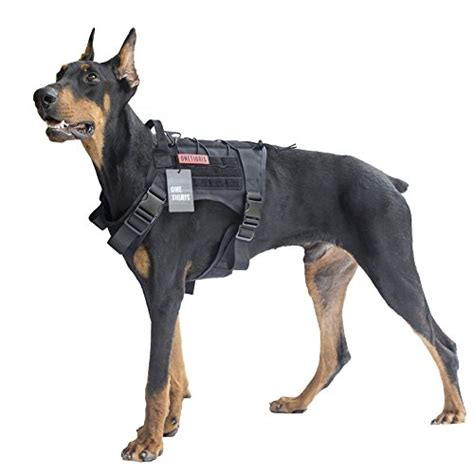 vests for service dogs in onetigris tactical service vest waterproof comfortable patrol k9