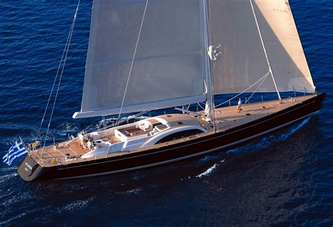 40m To Feet by Charter Swan Sailing Yacht Aristarchos In Greece Luxury