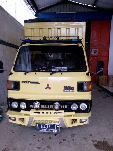 Colt Diesel Mitsubishi Box mitsubishi coltdiesel box 100ps mobilbekas