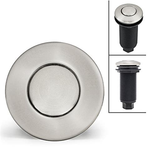 air activated garbage disposal switch sink garbage disposal air activated switch appliancebee