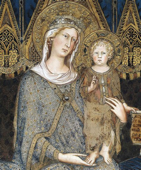 simone martini artist it s about time madonnas a few from the 1300s