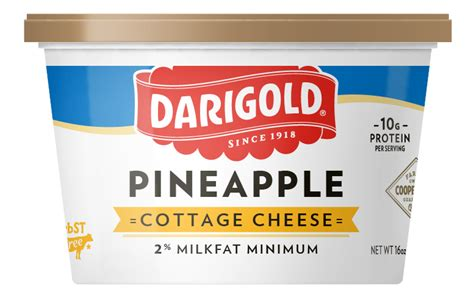 cottage cheese 2 cottage cheese 2 pineapple 16oz darigold