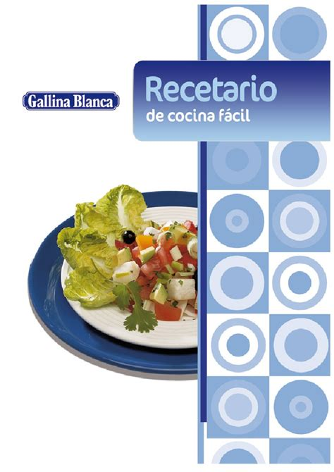 cocina rapida recetas recetario cocina rapida