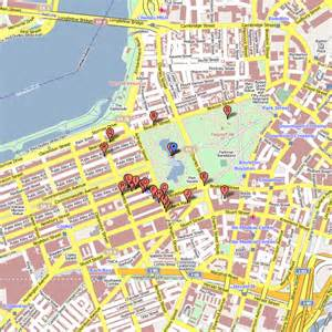 Boston Public Parking Map by Bristol Parking Map Related Keywords Amp Suggestions