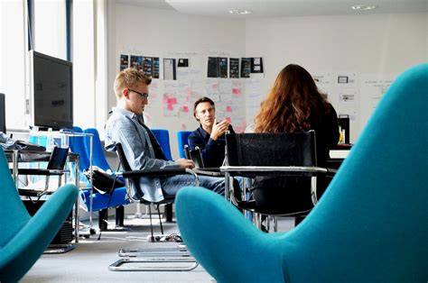 Office Technician What Makes Prosiebensat 1 S Startup Accelerator Special