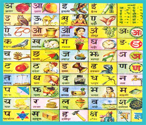 printable hindi letters hindi alphabet chart driverlayer search engine