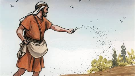Parable Of The L by Ordinary Time 15th Sunday A Parable Of Sower Till