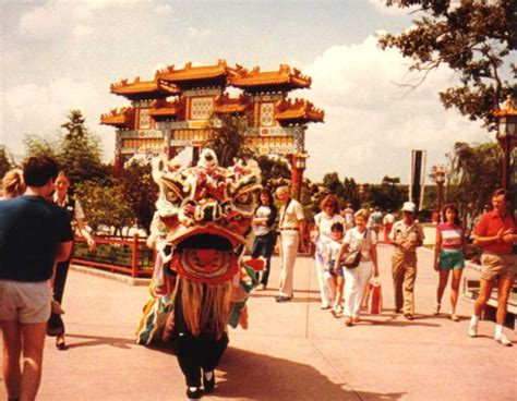 10 Disney Of The Past by Epcot 30th A Photo Tour Of The Past Part 3