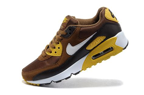 air max 90 brawn yellow progress