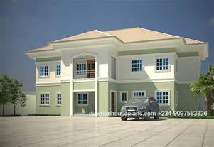 House Designs And Floor Plans In Nigeria by Nigerianhouseplans Your One Stop Building Project