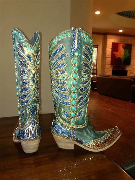 boots and bling paradise swarovski boots bling a ding