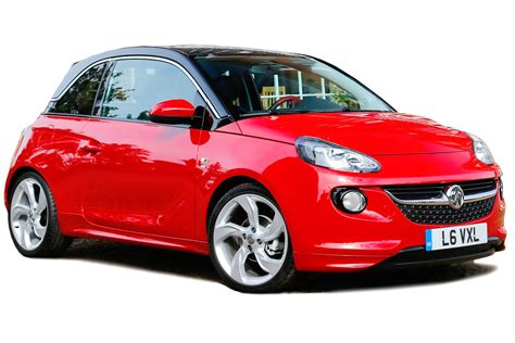 Vauxhall Adam Hatchback Review Carbuyer