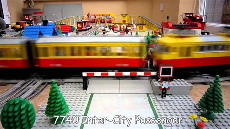 96 best look up for the trains images on pinterest model lego town trains 12v lego train layout from 1980 s youtube