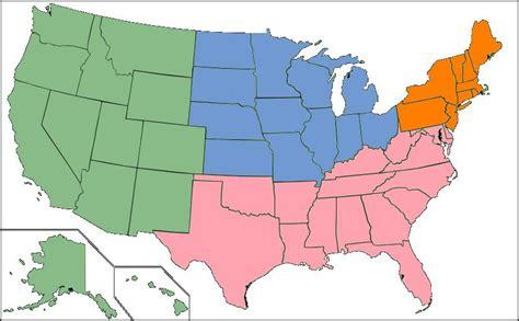 map us midwest region midwest map regional social studies middle west region