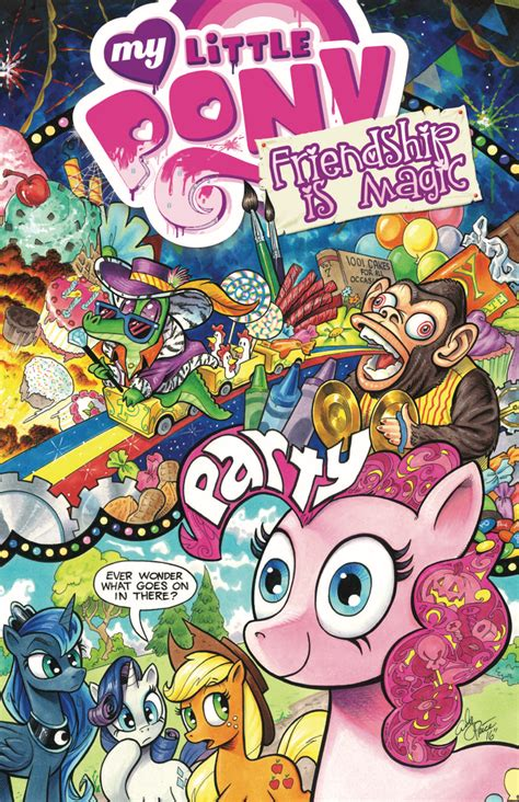 My Pony Is Magic Vol 1 my pony friendship is magic vol 10 idw publishing
