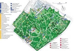 Royal Botanic Gardens Map Royal Botanic Garden Inverleith 1870 Map