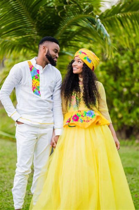A Stunning Tsonga  Ee  Wedding Ee   South Afri Ee  Wedding Ee   Blog