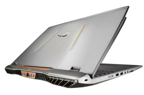 Laptop Asus Rog Gx700 asus rog gx700 a powerful laptop comes packed in a luggage