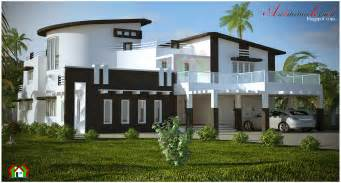 Nice House Plans by Architecture Kerala 5000 Sq Ft Big Kerala House Design In