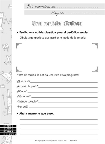 santillana para alumnos de educacin primaria aprender a leer educacion primaria actividades santillana