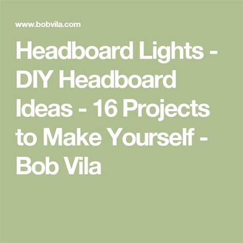 how to add lights to headboard best 25 headboard lights ideas on rustic wood